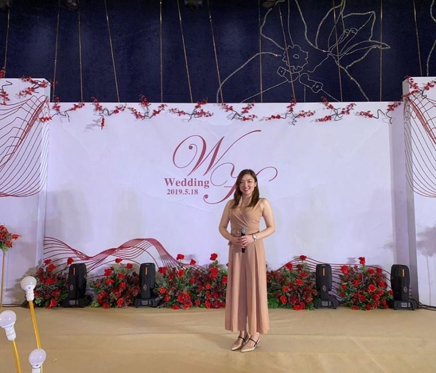 MC Jessie TSO - Wedding Planner & MC-1-婚禮當日