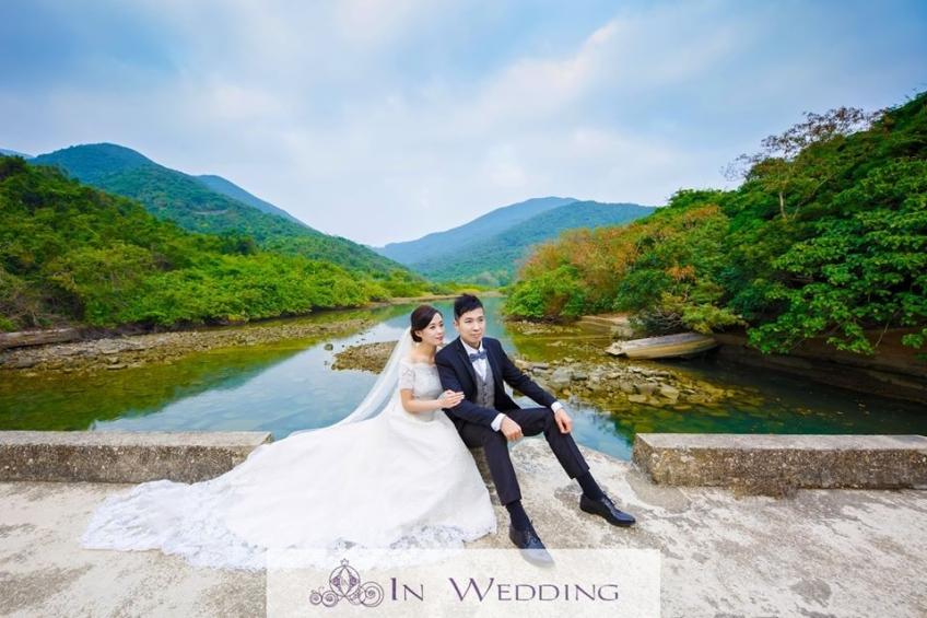 In Wedding 童話婚紗-2-婚紗禮服