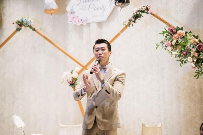 Tim Tai - MC Tim 婚禮司儀及統籌 / 婚禮司儀導師-3-婚禮服務