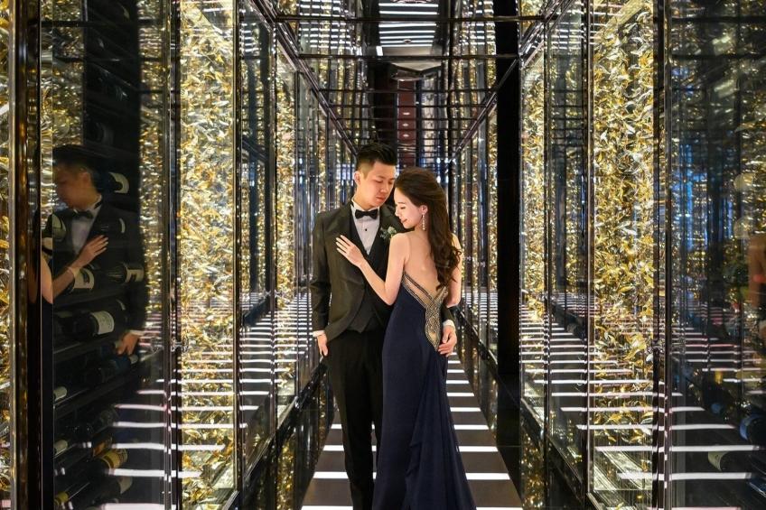 The Ideal Man HK 高級禮服西裝 9 婚紗禮服