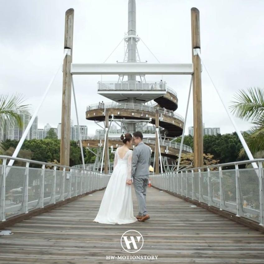 HW Motion Story-1-婚禮當日