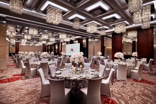 香港天際萬豪酒店 SkyCity Marriott Hong Kong-0-婚宴場地