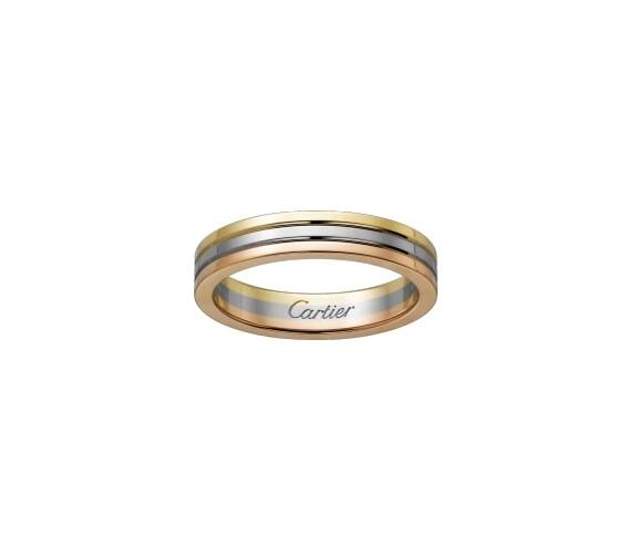 Cartier-3-婚戒首飾