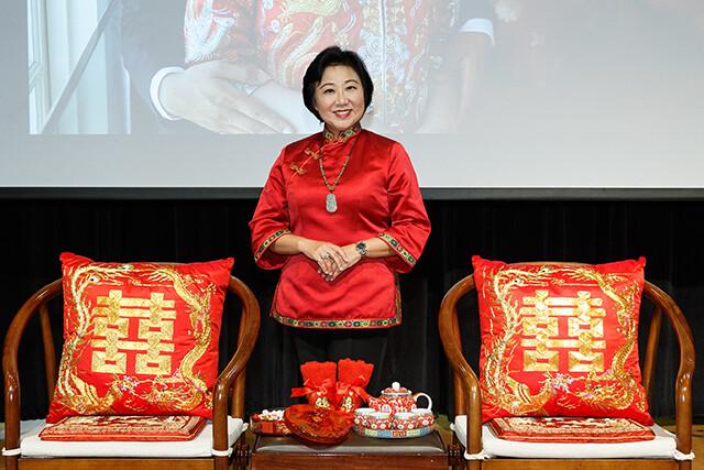 羅勤芳中華禮儀專業大妗 Lo Kan Fong Chinese Wedding-2