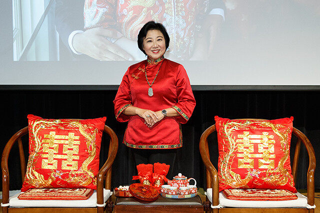羅勤芳中華禮儀專業大妗 Lo Kan Fong Chinese Wedding-1-婚禮服務