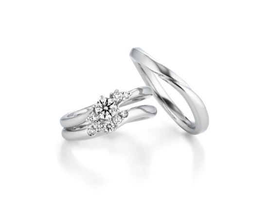 GINZA DIAMOND SHIRAISHI (銅鑼灣SOGO) 銀座白石婚鑽戒-2-婚戒首飾