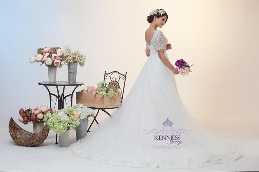 Kenniess Image-2-婚紗禮服