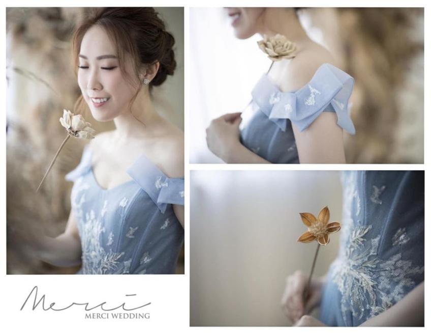 Merci Wedding-1-婚紗禮服