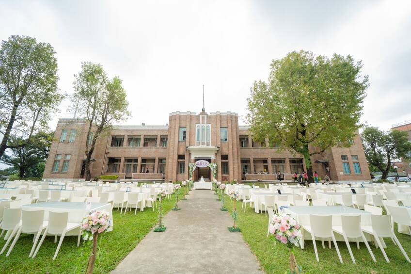 三育書院 Hong Kong Adventist College-4-婚禮服務