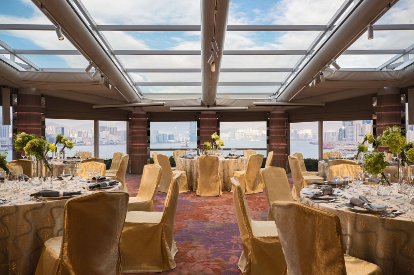 香港萬麗海景酒店 Renaissance Hong Kong Harbour View Hotel-1-婚宴場地