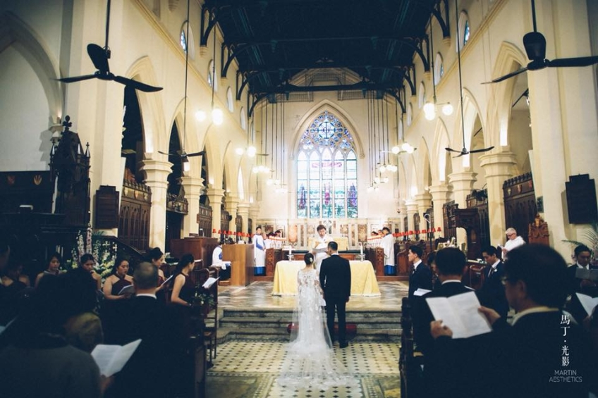 White Bridal Salon-4-婚禮服務