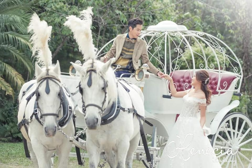 Henecia Wedding-0-婚紗禮服