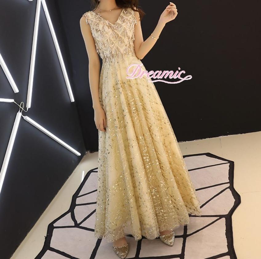 Dreamic-專營晚裝宴會禮服裙-1-婚紗禮服
