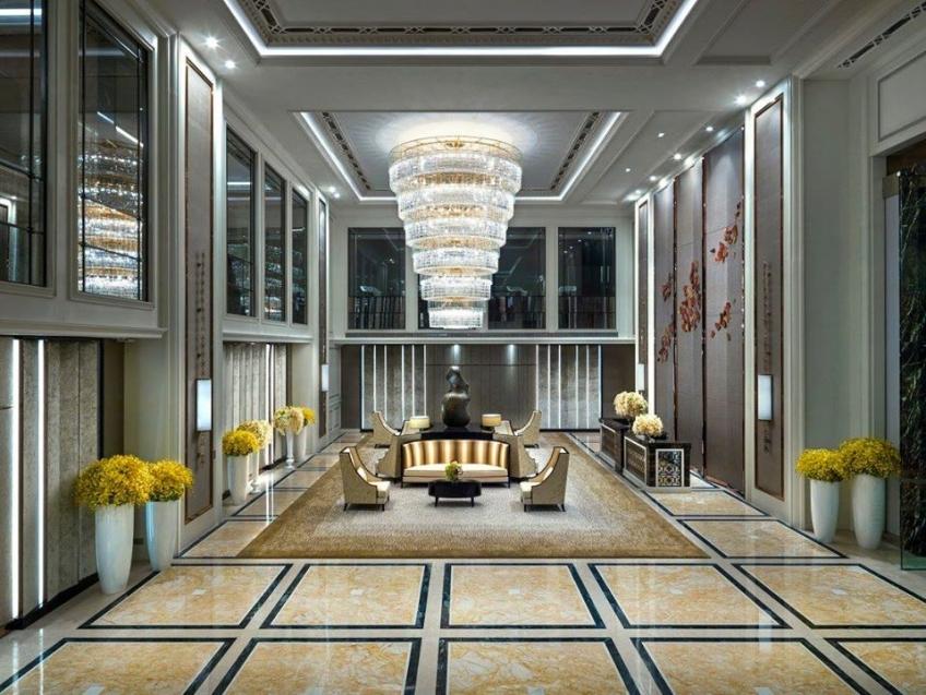香港遨凱酒店 The Olympian Hong Kong-4-婚禮當日