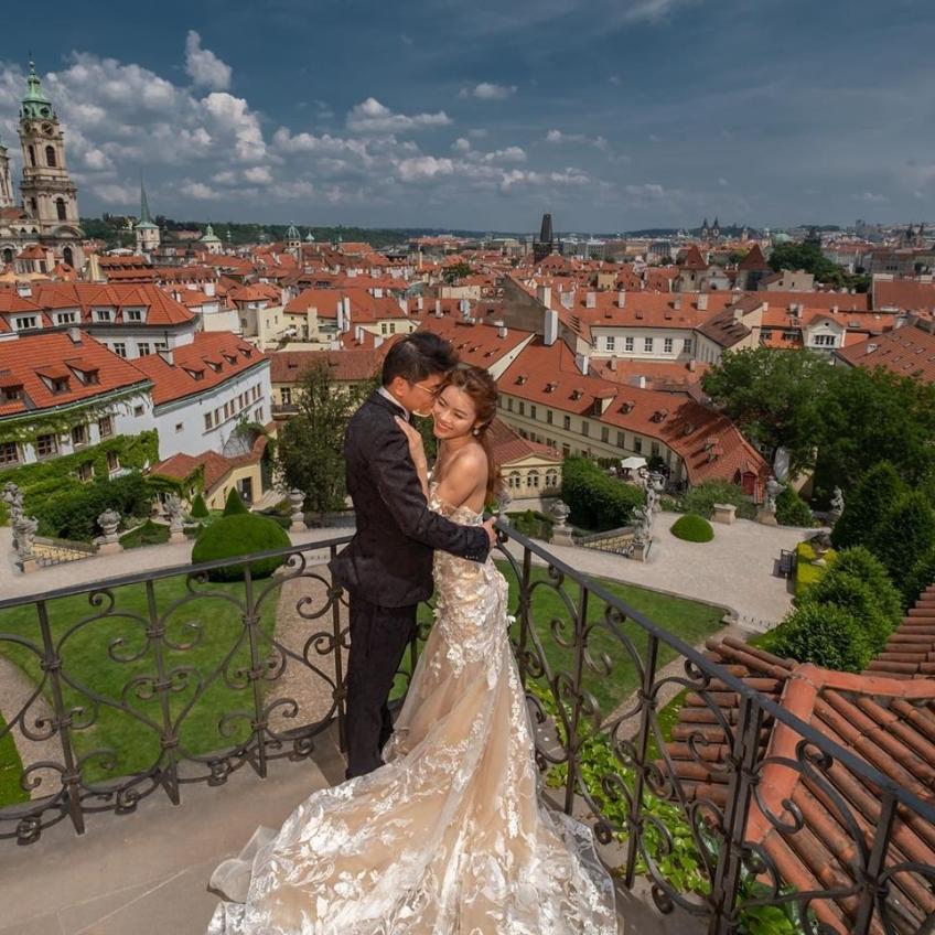 Amazes Wedding - 晚裝婚紗。攝影-1-婚紗禮服