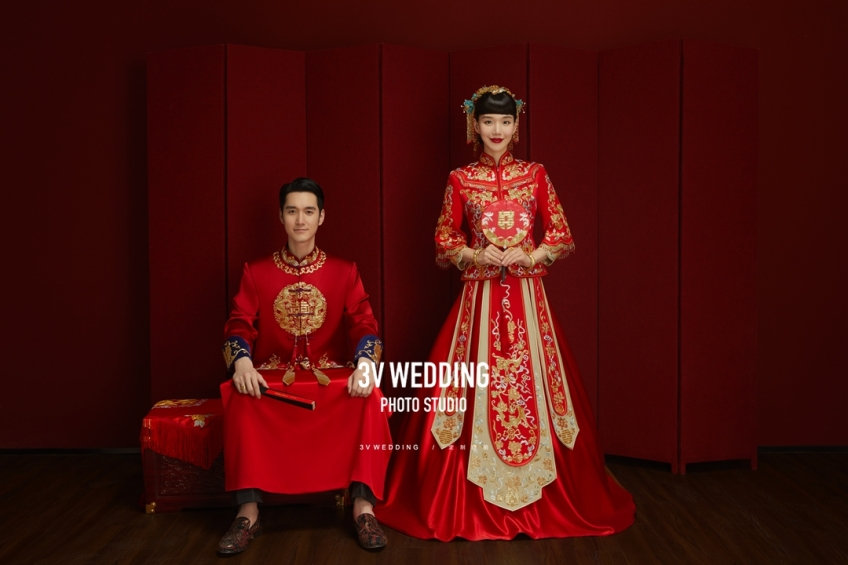 3V Wedding-3-婚紗攝影