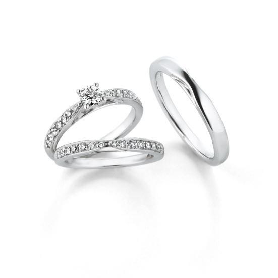 銀座白石婚鑽戒 (銅鑼灣SOGO) GINZA DIAMOND SHIRAISHI-1-婚戒首飾