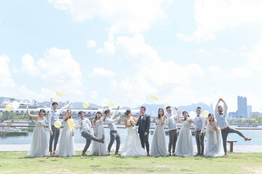 Muz Wedding-1-婚紗禮服