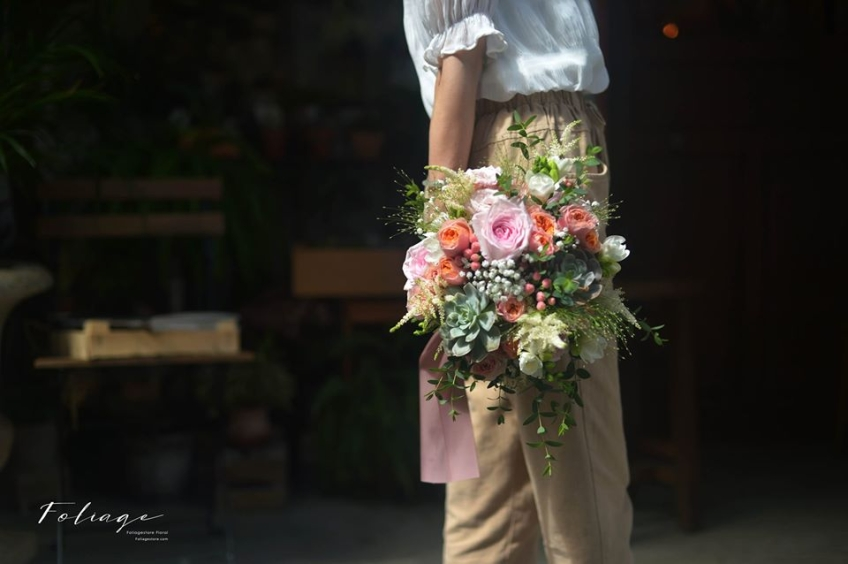 FoliageStore Floral & Gift-1-婚禮當日