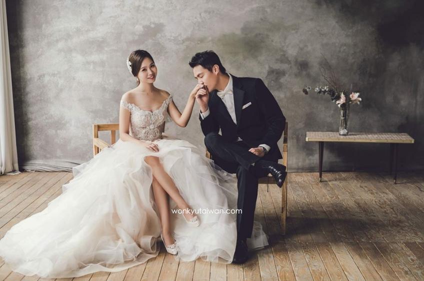 Walentines 韓國婚禮時尚-4-婚紗禮服