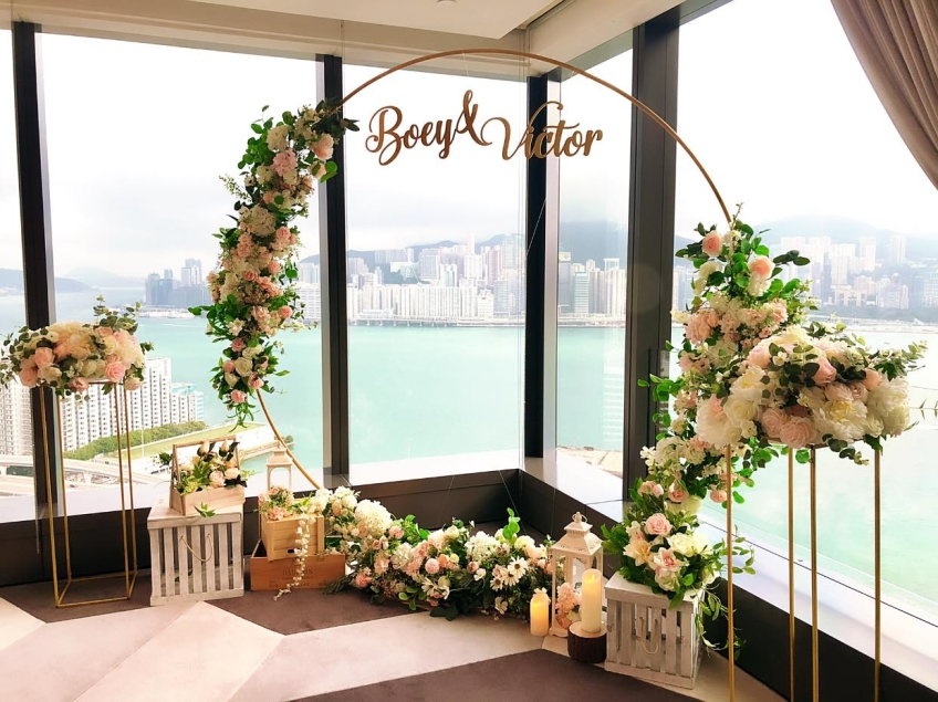 iMade Wedding-1-婚禮當日