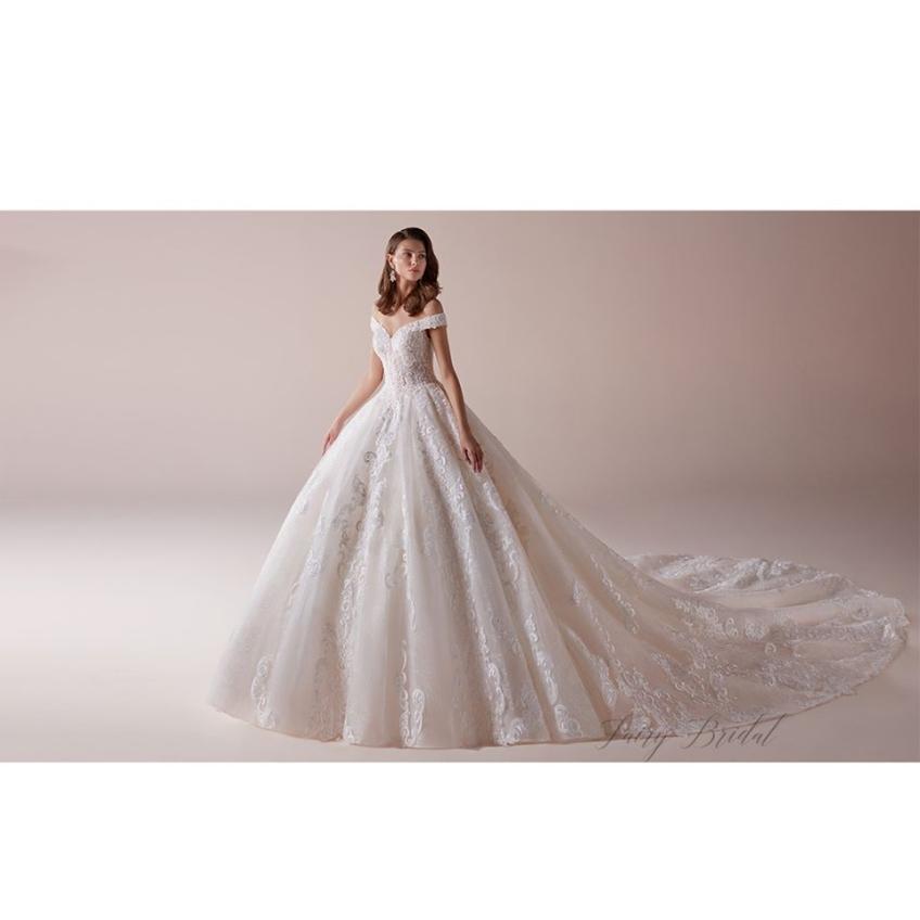 Fairy Bridal-1-婚紗禮服