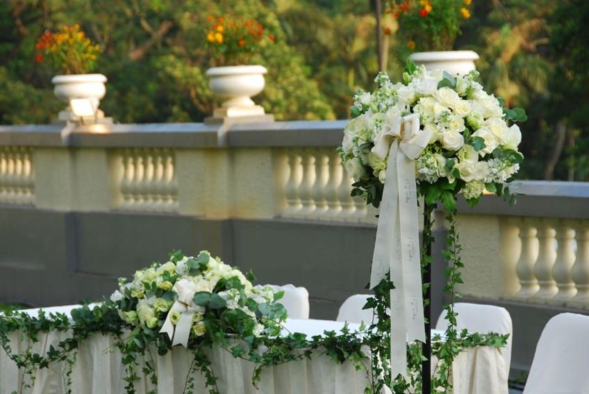 agnès b. Fleuriste (又一城)-4-婚禮當日