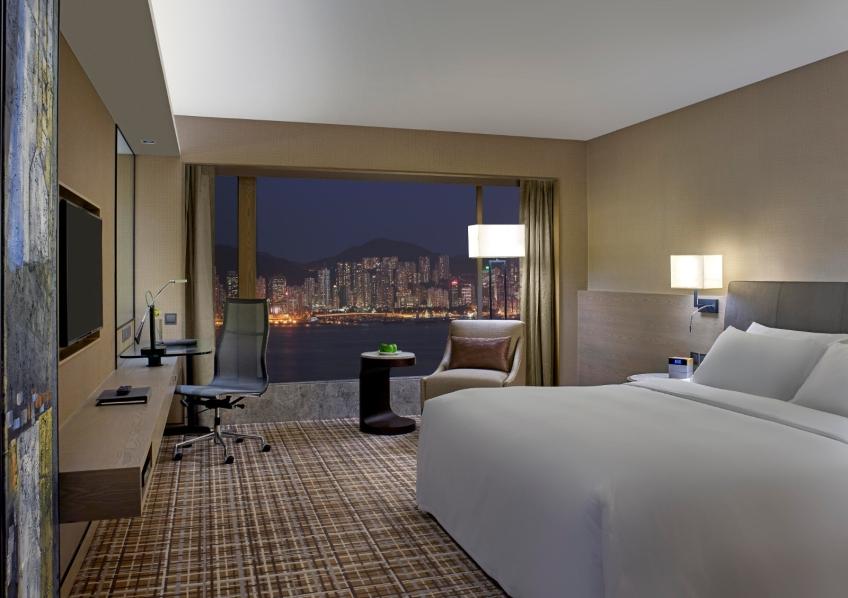 千禧新世界香港酒店 New World Millennium Hong Kong Hotel-2