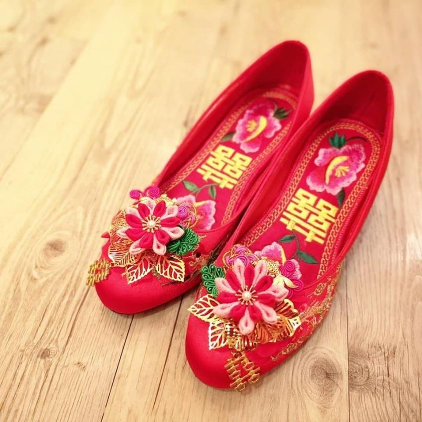 Something thine wedding shoes-2-婚紗禮服