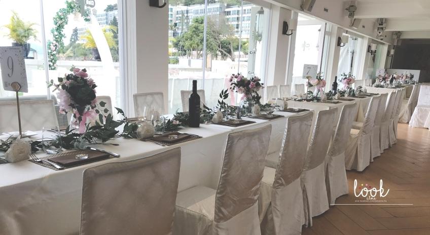 LOOK AT ME - Wedding Decoration 婚禮佈置-1-婚禮當日