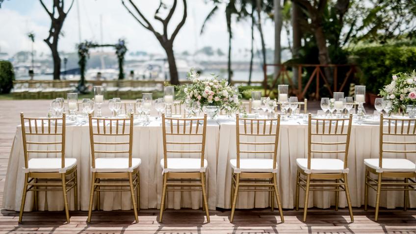 黃金海岸鄉村俱樂部‧遊艇會 Gold Coast Yacht and Country Club-4-婚宴場地