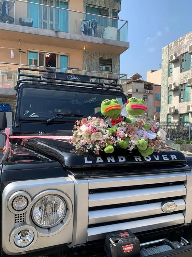 創意囍氏-花車 1314wedding.hk-1-婚禮服務