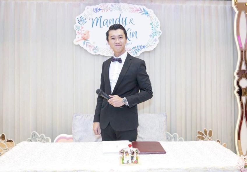Tim Tai - MC Tim 婚禮司儀及統籌 / 婚禮司儀導師-0-婚禮服務