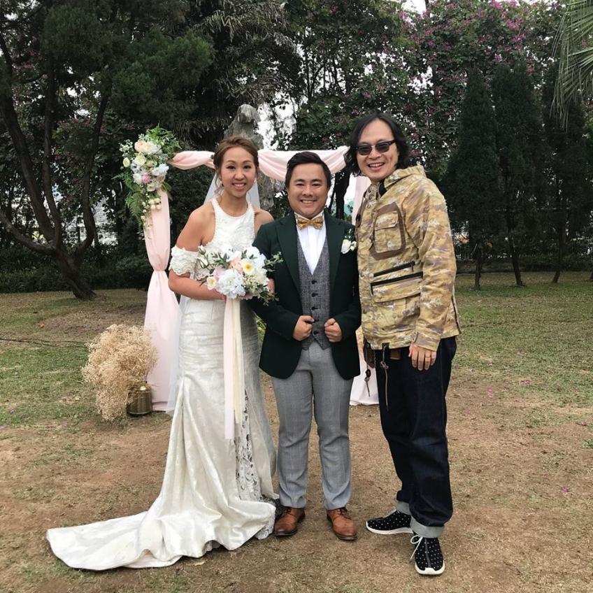 MC Sam-0-婚禮當日
