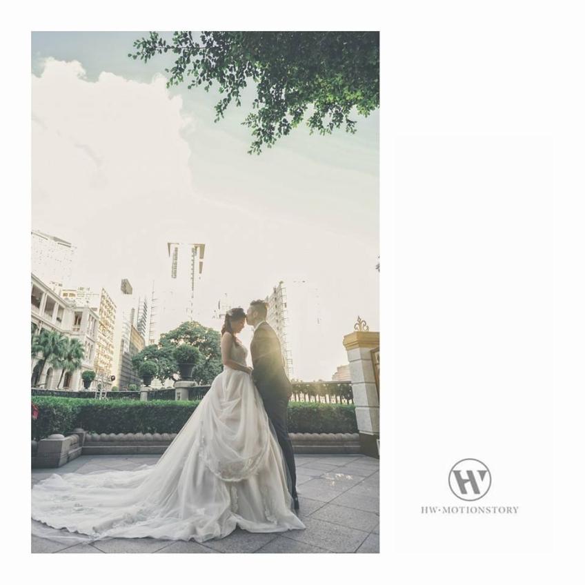 HW Motion Story-3-婚禮當日