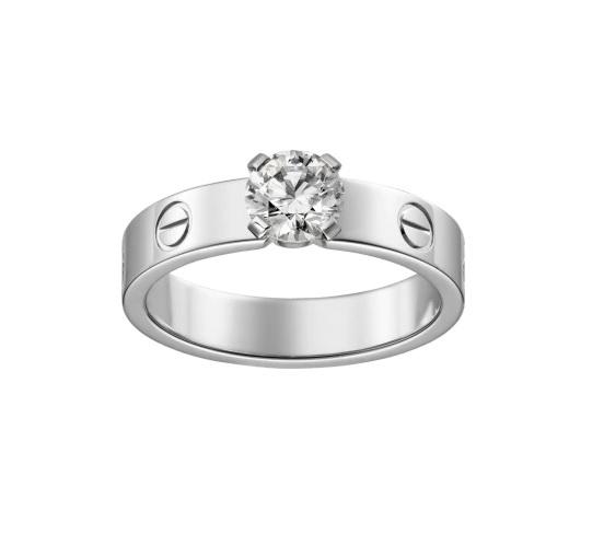 Cartier-2-婚戒首飾