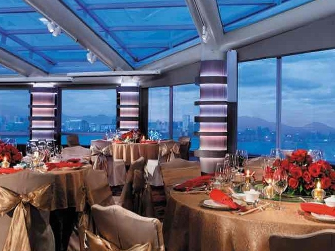 香港萬麗海景酒店 Renaissance Hong Kong Harbour View Hotel-0-婚宴場地