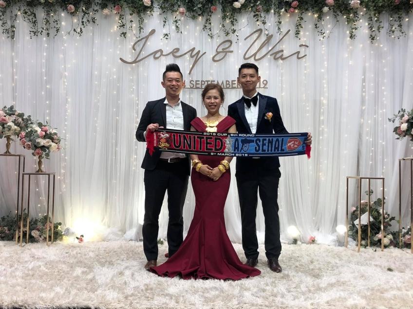 MC Roy Tang-Wedding planner-3-婚禮當日