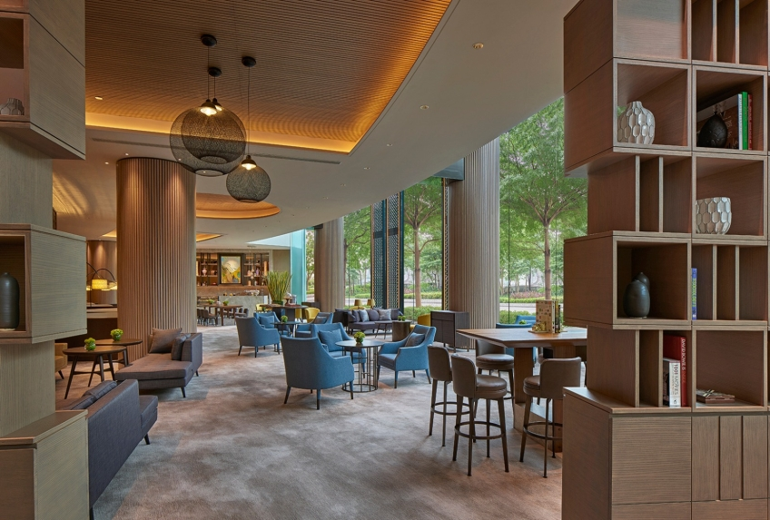 千禧新世界香港酒店 New World Millennium Hong Kong Hotel-1