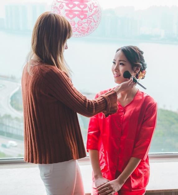 Rain Makeup & Hairstyle Workshop-0-化妝美容