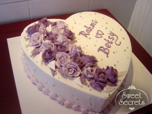Sweet Secrets - Party Cakes & Treats-3-婚禮當日
