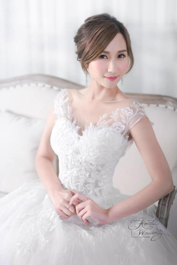 Amelia Wedding-1-婚紗禮服