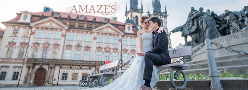 Amazes Wedding - 晚裝婚紗。攝影-3-婚紗禮服