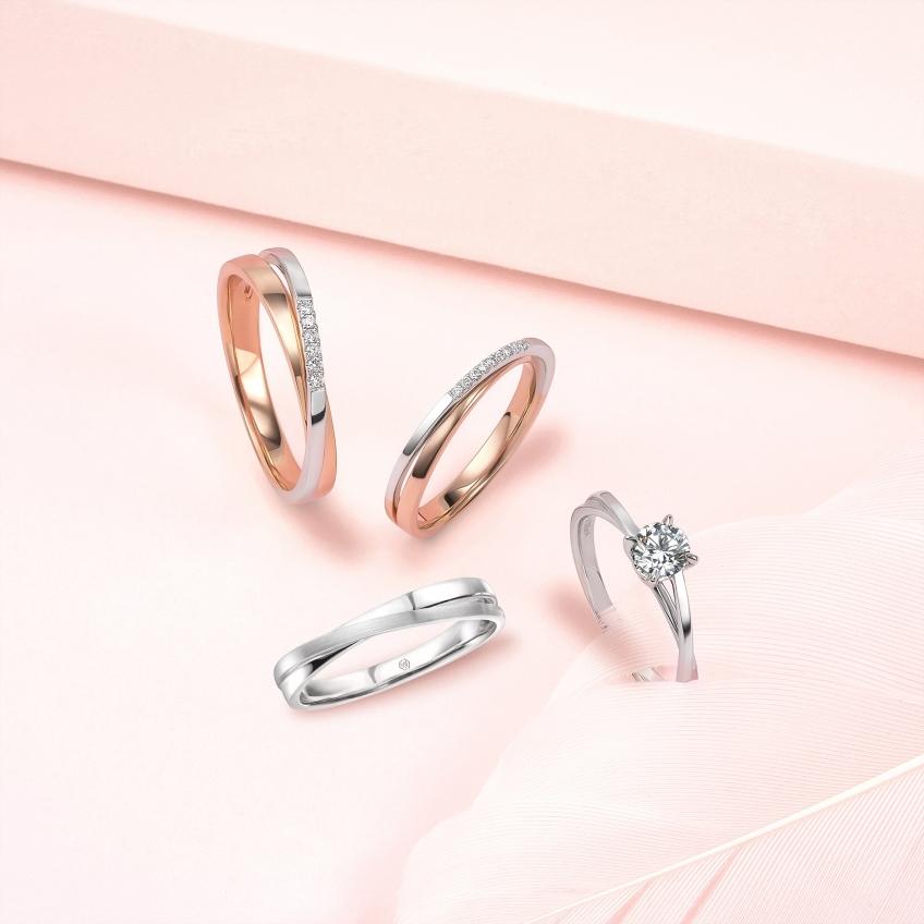 六福珠寶 Luk Fook Jewellery-0-婚戒首飾