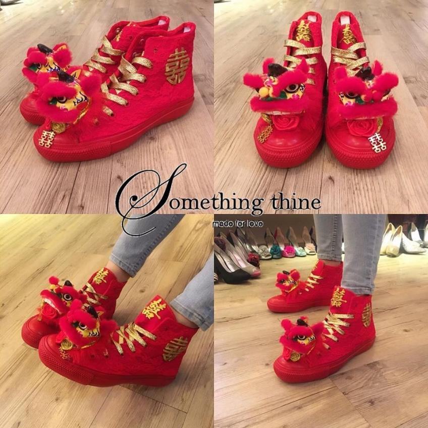 Something thine wedding shoes-3-婚紗禮服