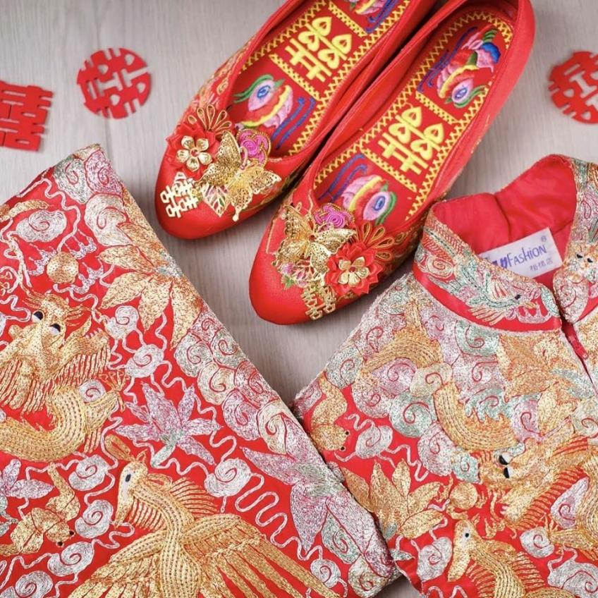 Something thine wedding shoes-1-婚紗禮服