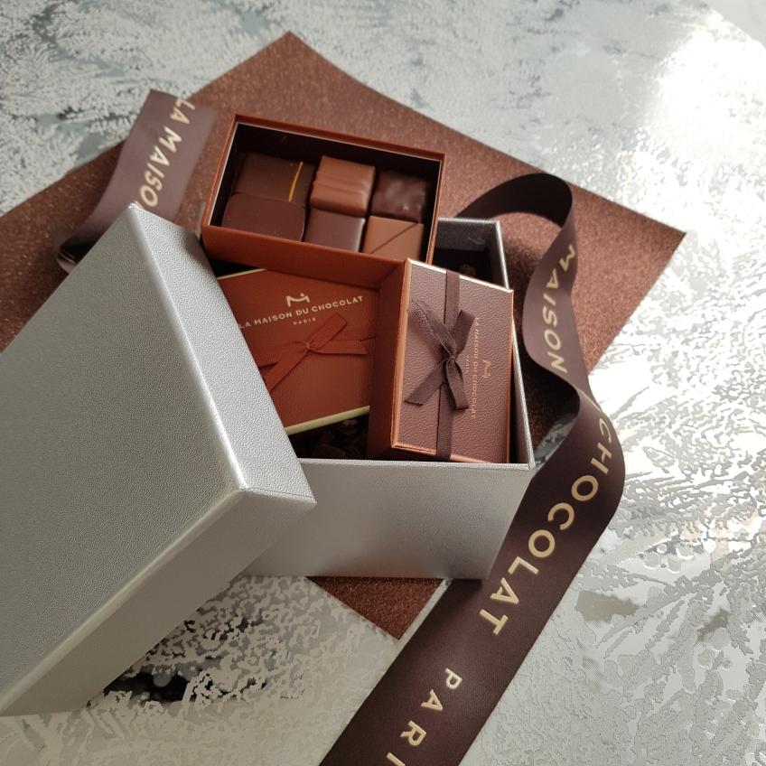 La Maison du Chocolat-4-婚禮當日