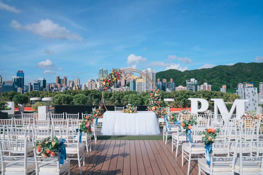 柏寧酒店 The Park Lane Hong Kong, a Pullman Hotel-0-婚宴場地