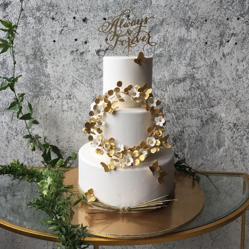 Ms B's CAKERY-0-婚禮當日