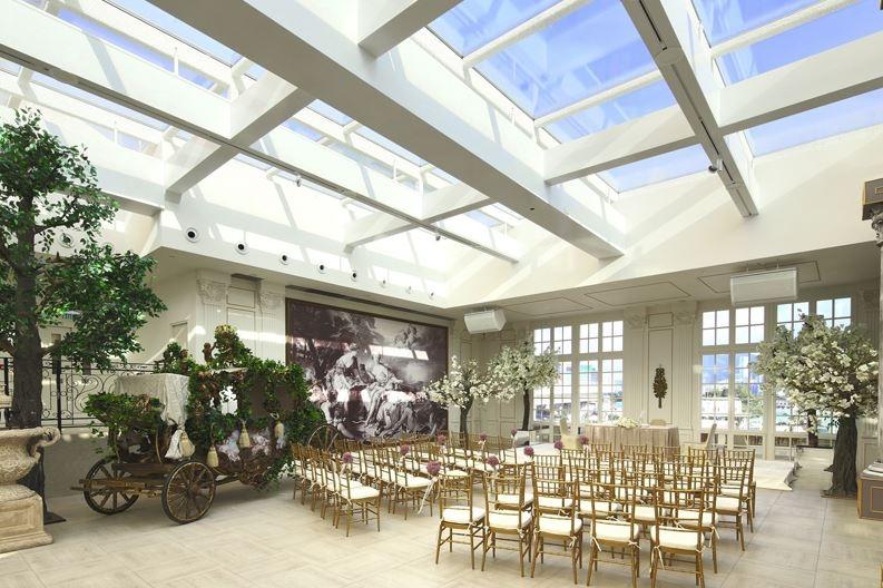 The Glass Pavilion-1-婚宴場地